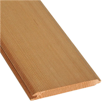 1X6 RED CEDAR CVG T&G V-GROOVE - Building Materials & Wood Supply | Lumber Yard MA, RI, NY, CT