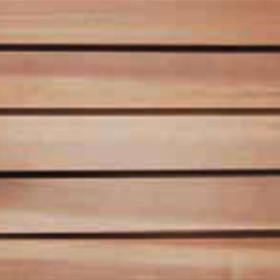 Red Cedar Wood Clapboard Siding