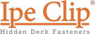 IPE Clip Hidden Deck Fasteners supplier near Long Island NY, MA, CT, RI, Maine, Vermont, and NH.