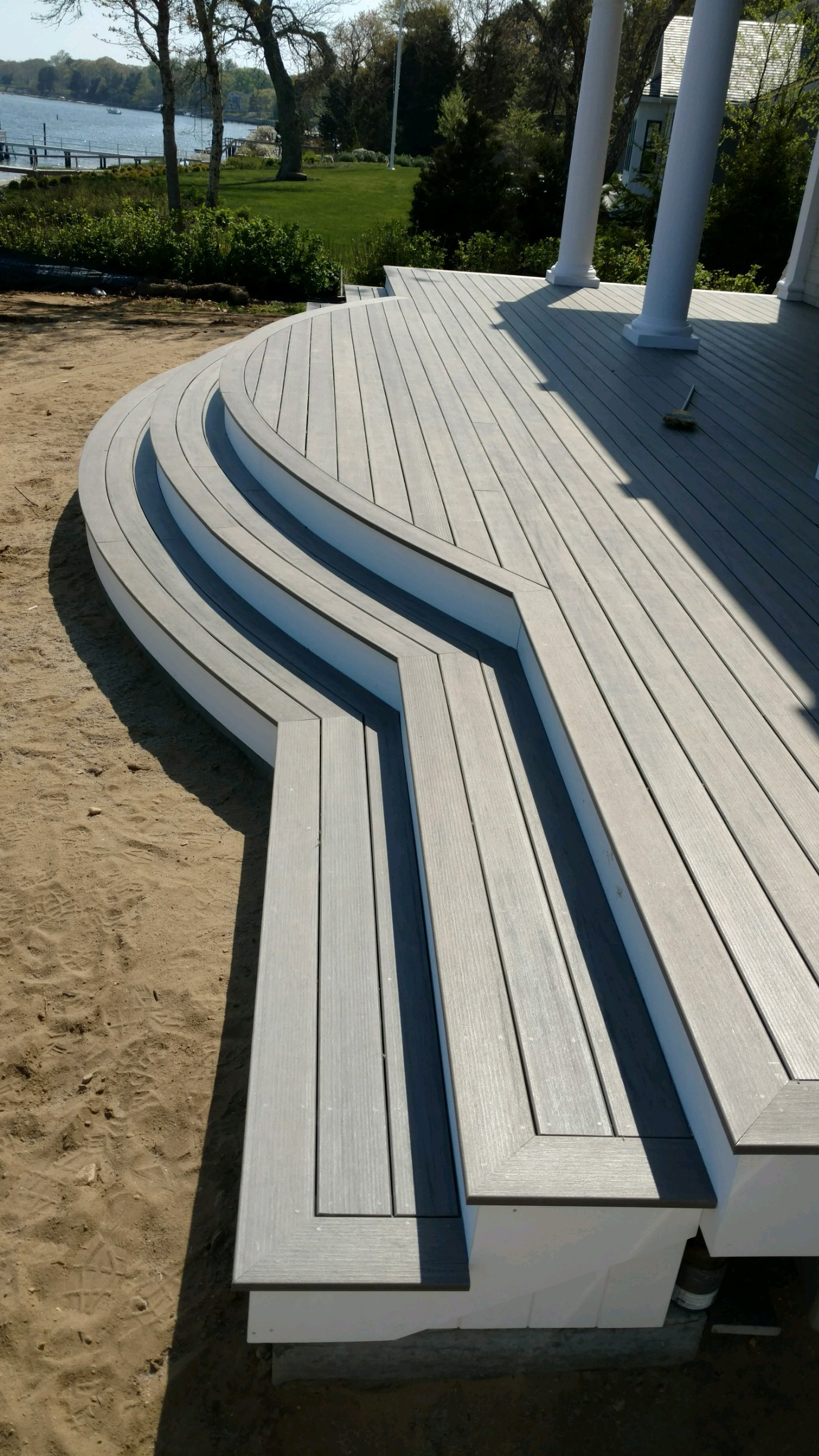 20 Timber Decking Designs That Can Append Beauty Of Your: Gallery