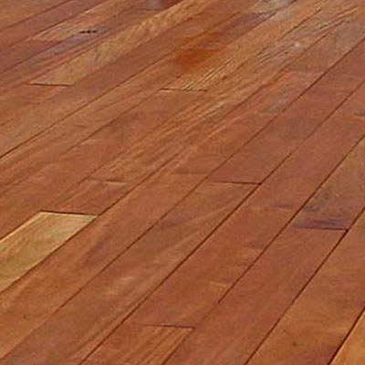 Garapa Gold Decking