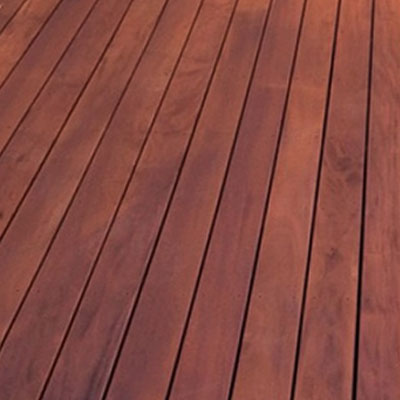 Mahogany Wood Decking
