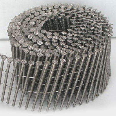 Wire Coil Stainless Steel Gun Nails